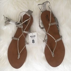 Snakes-skin Mossimo Supply Co. Brand New Sandals